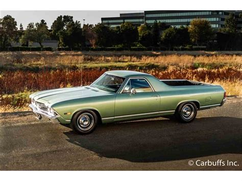 el camino for sale 1968 chevrolet el camino for sale classiccars cc