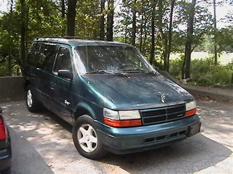 car owners manuals for sale 1995 dodge caravan user handbook service manual how to learn about cars 1995 dodge grand caravan interior lighting
