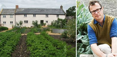 Hugh Fearnley Whittingstall River Cottage by River Cottage Is The Most Sustainable Restaurant In The Uk