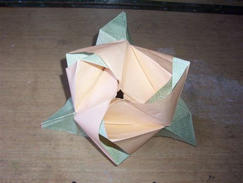 Origami Magic Cube - origami magic cube valerie vann all