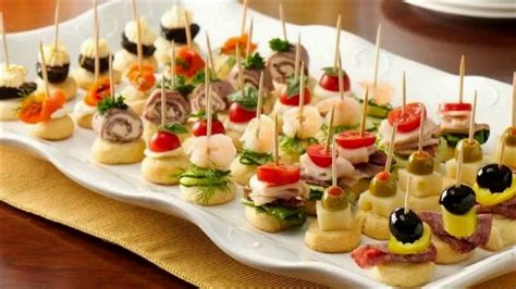 appetizers finger food party appetizers finger food youtube