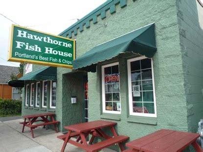 Hawthorne Fish House Portland Oregon