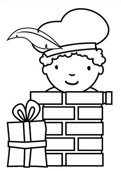Lop Angpao Natal Santa Claus 2027 35 best kleurplaten sinterklaas images on coloring pages natal and crayon