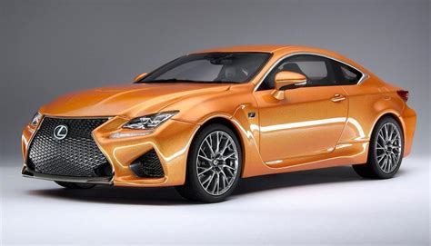 rcf lexus orange lexus rcf in orange w black interior samurai series