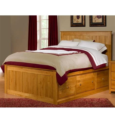 Twin Xl Captains Bed Captains Bed With Storage Drawers To Xl Captains Bed