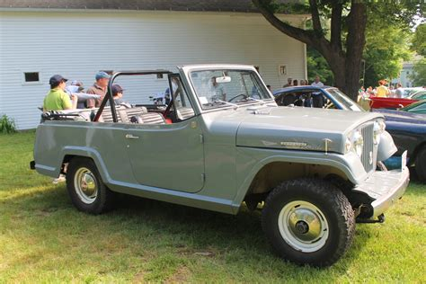 jeep commando 1967 jeepster commando