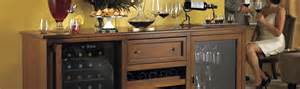 Bar Console by Wine And Bar Consoles In Wine Furniture Wine Enthusiast