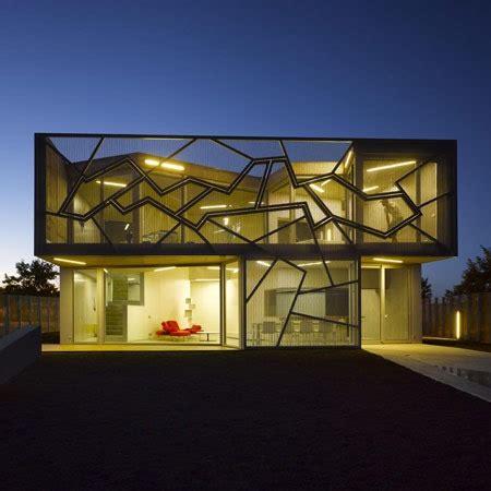 mad for modern nyc homes the modern geometric house design casa zafra by eduardo