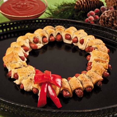 cute christmas appetizers tasty food snacks
