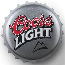 Coors Light Silver Bullet Coors Light Clk Design