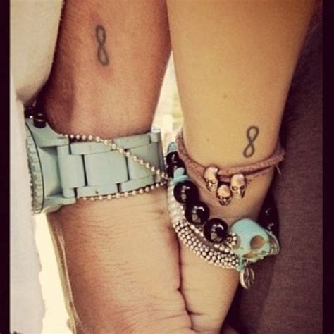 matching infinity tattoos matching infinity tattoos might get this with coby one