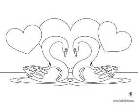 swan coloring pages swan coloring pages hellokids
