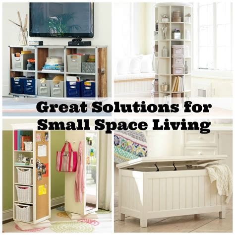 great solutions for small space living how was your day - Top Tips For Small Living