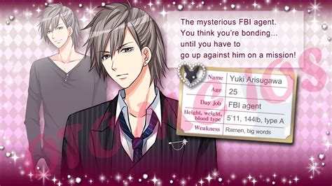 Letter Thief X Yuki เฉลย Letter From Thief X Yuki Arisugawa Story Walkthrough Otome Ios