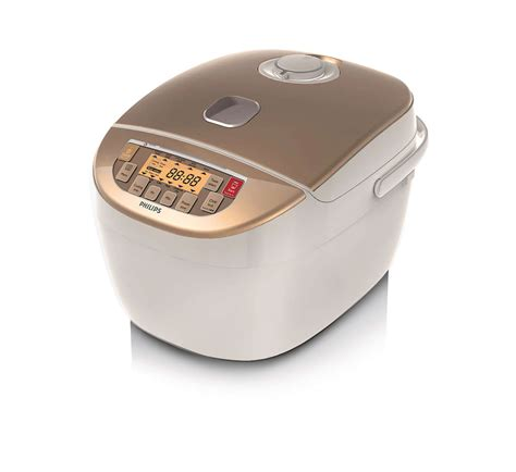 Rice Cooker Philips avance collection fuzzy logic rice cooker hd3087 62 philips