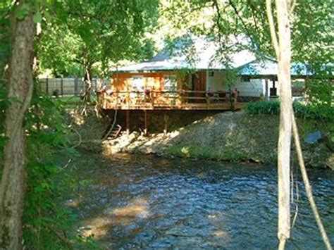 Cabins For Rent Bryson City Nc by Creek Bryson City Rental Cabins Bryson Vrbo