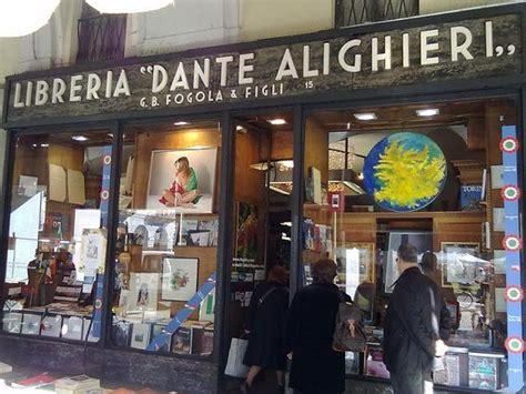 libreria dante palermo dante alighieri a torino libreria itinerari turismo