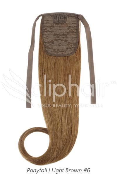 ponytail clip in remy human hair extensions ebay ponytail clip in remy human hair extensions ebay
