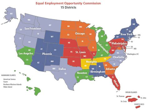 map us post office eeoc field offices