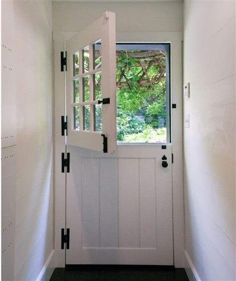 Half Door Ideas by Best 25 Door Ideas On Farmhouse Pet