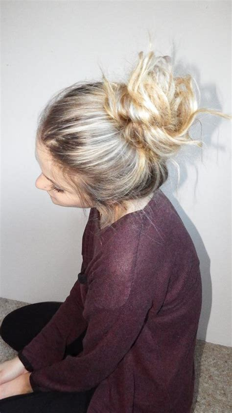 cute bun styles with xpression hair 17 best images about wavy hair on pinterest her hair