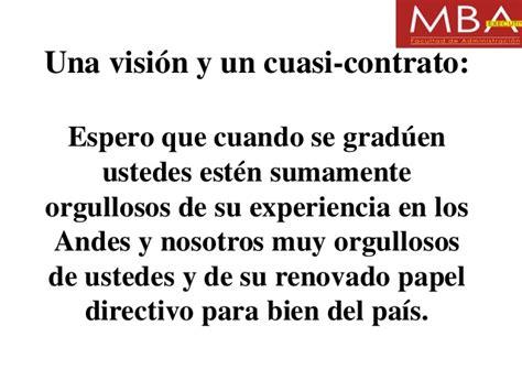 Mba Universidad De Los Andes presentaci 243 n mba universidad de los andes