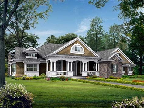 craftsman country house plans colonial country craftsman house plan 87646 cow skull