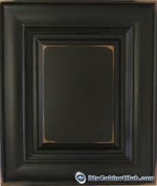 Black Kitchen Cabinet Doors Rta Kitchen Cabinets Distressed Black Rta Cabinet Hub