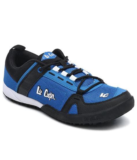 cooper blue sport shoes