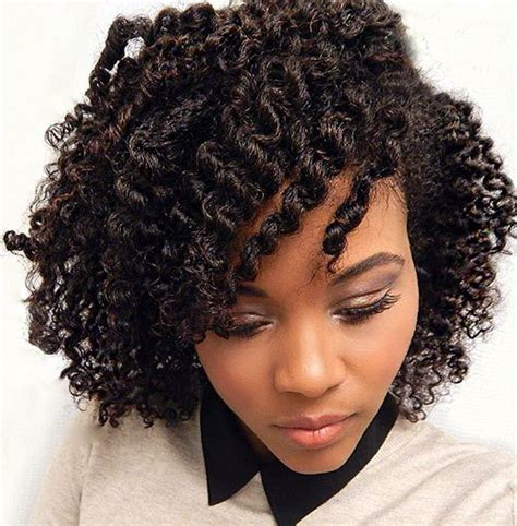 Twists Hairstyles by 50 Catchy And Practical Flat Twist Hairstyles Hair