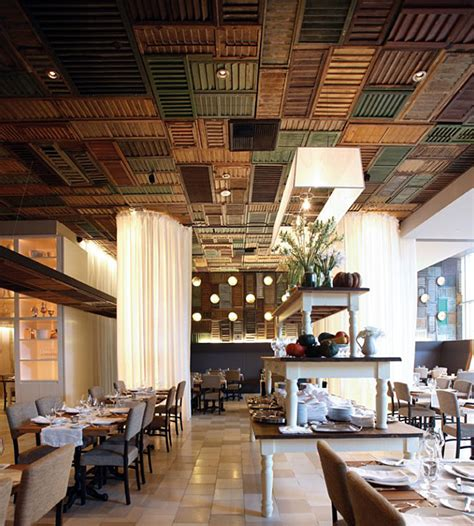 ella dining room bar world class environment by uxus interiorzine