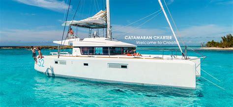 catamaran dubrovnik catamaran charter croatia rent a catamaran with skipper