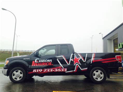 Entreprise De Lettrage Lettrage Des V 233 Hicules De Camions Mauricie Inc Duo