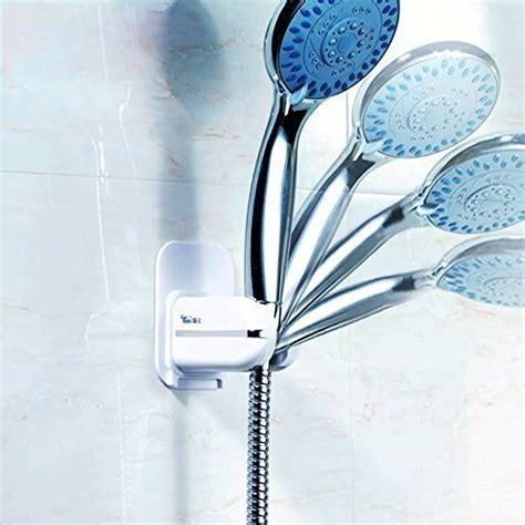 Held Shower Holder by Held Shower Holder Handle Bathroom Adjustable Angle 3m Wall Mounted Ebay