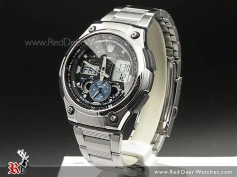 Casia Aq 190wd 1b buy casio duo display world time 100m sport aq 190wd 1av aq190wd buy watches