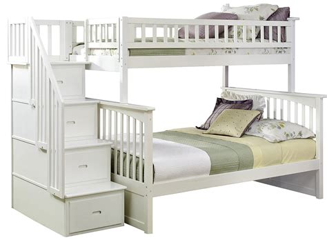 best cheap bunk beds for girls with stairs on market