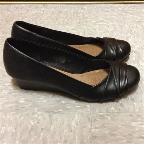 25 aldo shoes aldo black leather shoes 1 1 2 inch