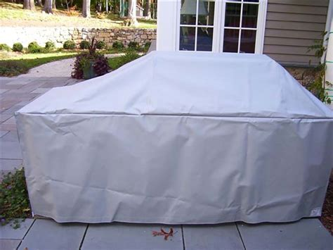 backyard grill cover custom fabricated outdoor kitchen covers