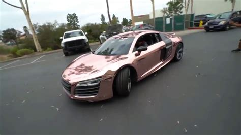 audi r8 tanner tanner braungardt audi r8 reveal youtube