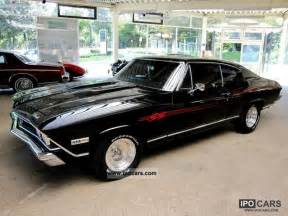 1968 chevrolet malibu ss 396 car photo and specs