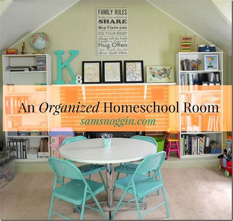 89 best homeschool rooms spaces images on school home and homeschooling