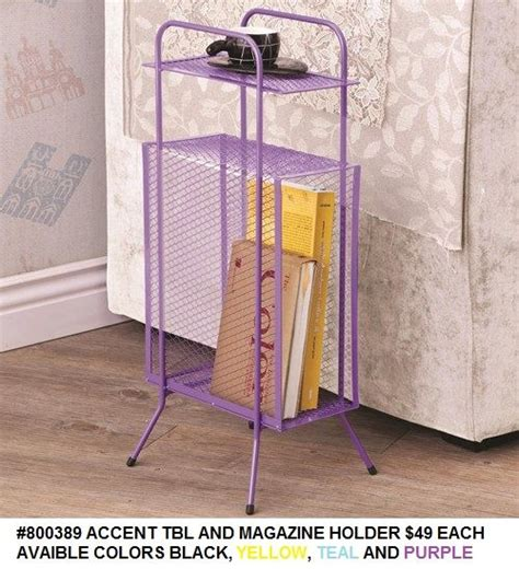 room saver magazine stand and magazine book holder space saver color options room