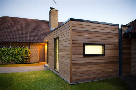 Shed Roof House Plans by Garden Rooms In It Studios