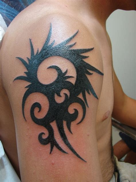 tribal tattoos with names in them boy name designs