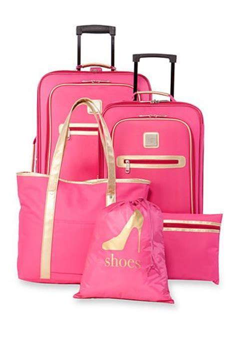 beautiful suitcases cute luggage sets www pixshark com images galleries