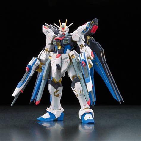 Bandai Freedom Gundam Rg rg 1 144 ストライクフリーダムガンダム 株式会社バンダイ公式サイト bandai co ltd