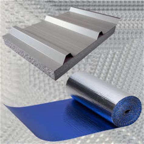 aislante termico para techos de chapa manta termica de aluminio para techos