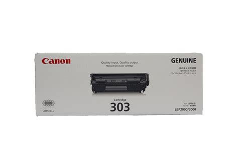 Toner Canon 303 canon 303 toner cartridge black buy from shopclues