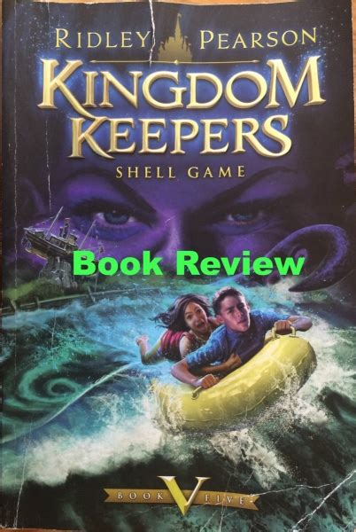 themes in kingdom keepers kingdom keepers v shell game
