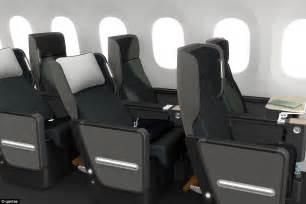 qantas unveils new premium economy seats daily mail